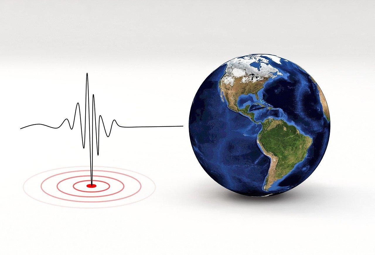 Terremoto Calabria 7 febbraio 2020