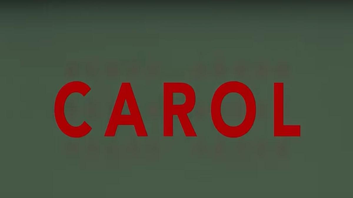 Carol: trama, cast e anticipazioni film stasera su Rai 3