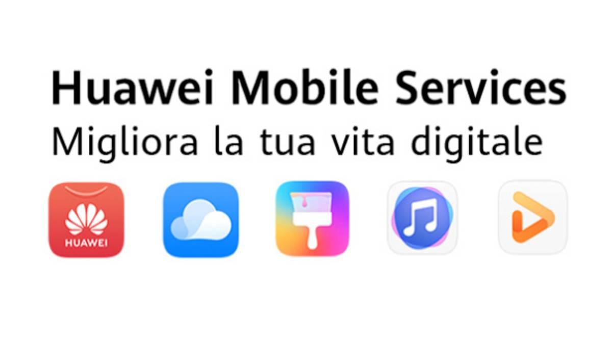 Huawei Mobile Services che cosa sono e cosa cambia rispetto ai servizi Google
