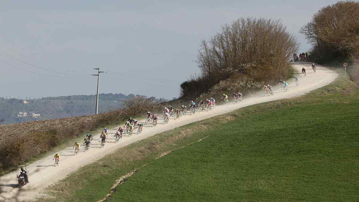 Le Grandi Classiche del ciclismo la Strade Bianche