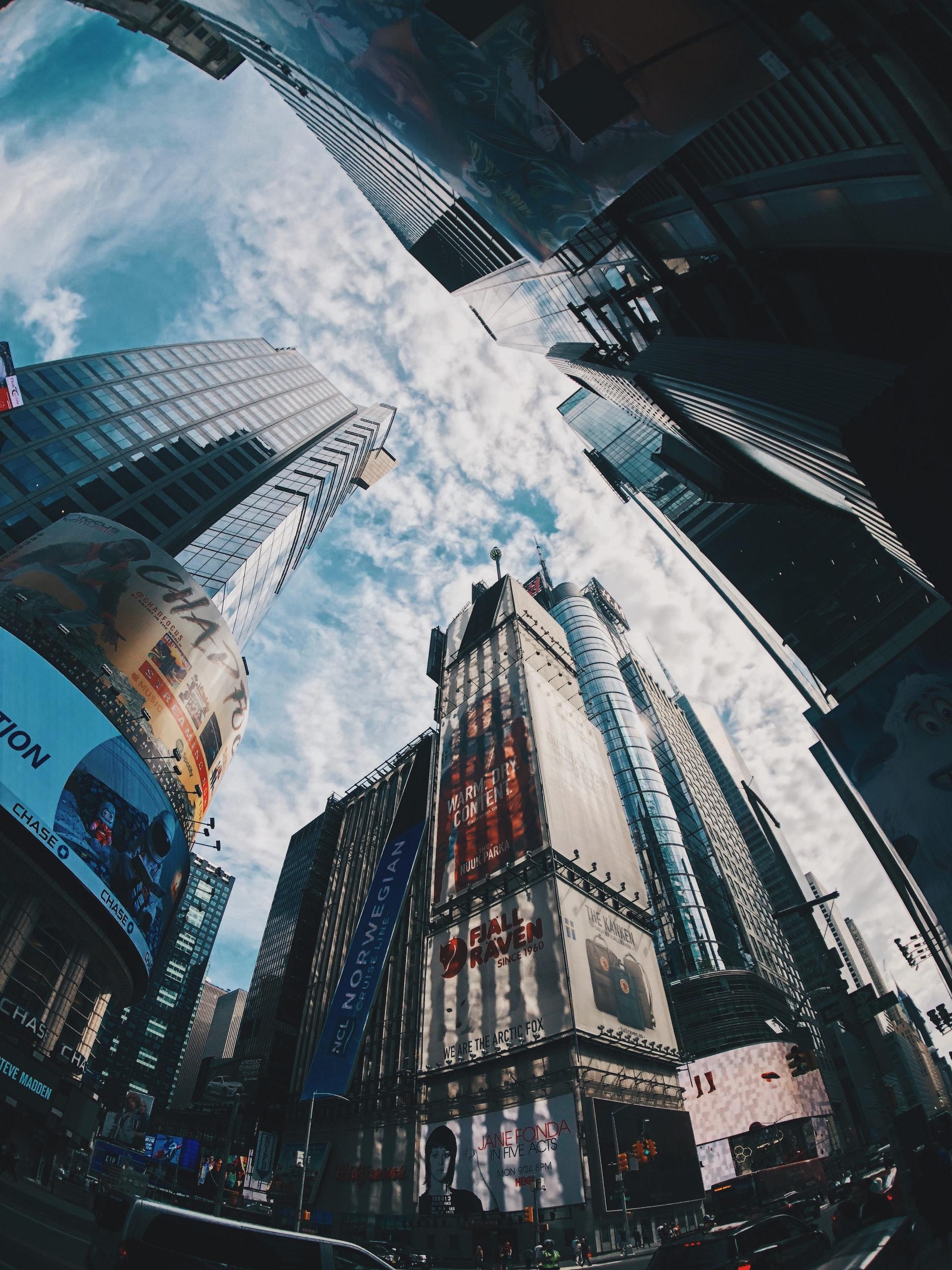 grattacieli della finanza