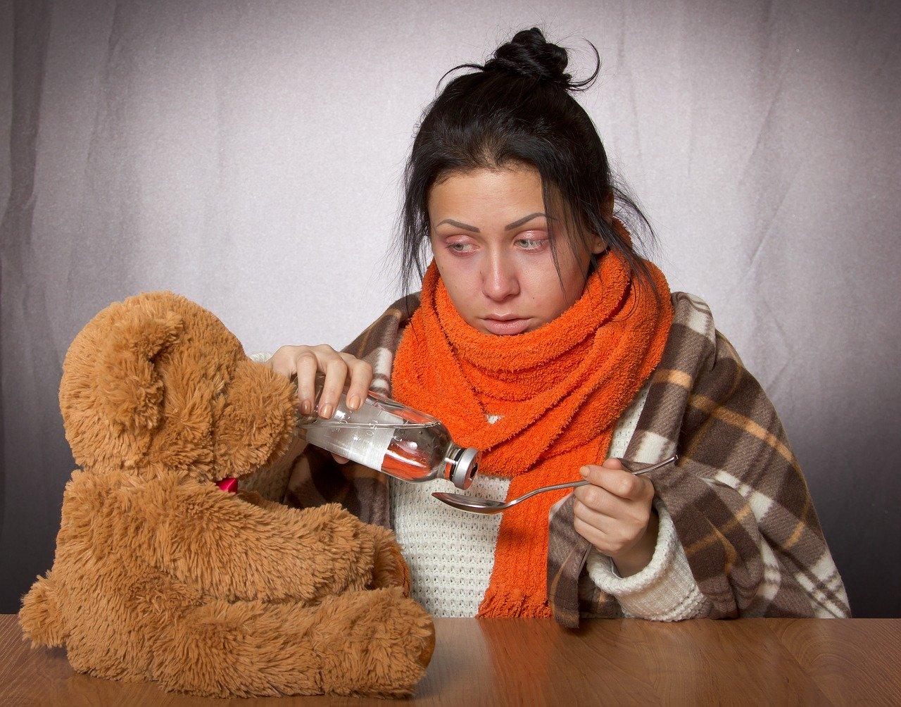 Influenza marzo 2020 sintomi e contagio