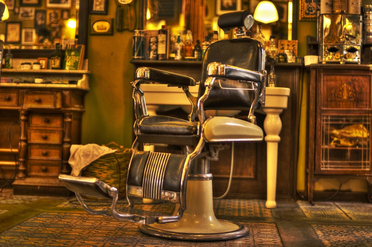 Sedia barbiere