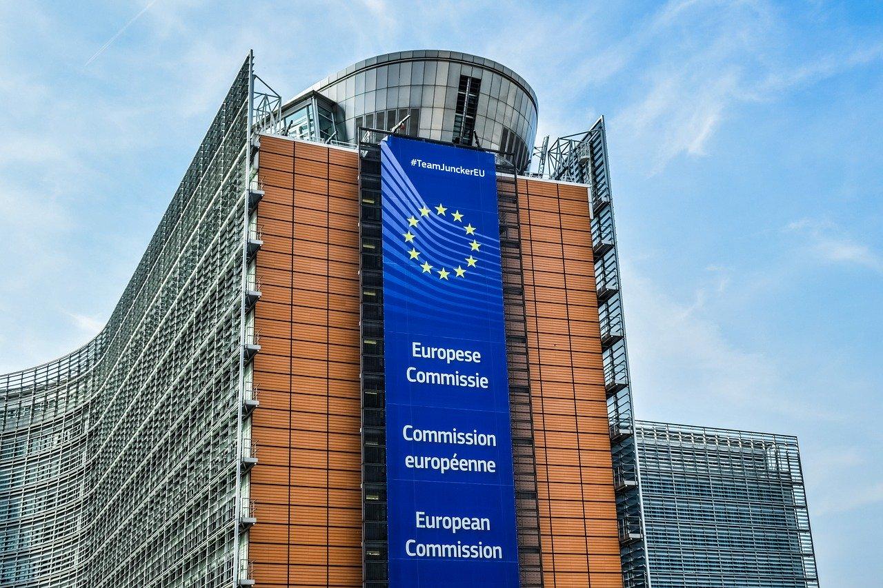 palazzo della commissione europea