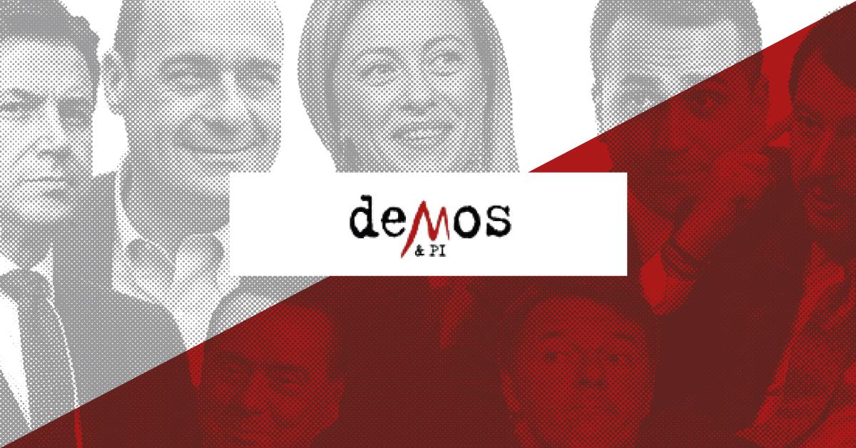 ultimi sondaggi, sondaggio, sondaggi politici demos, sondaggi elettorali demos