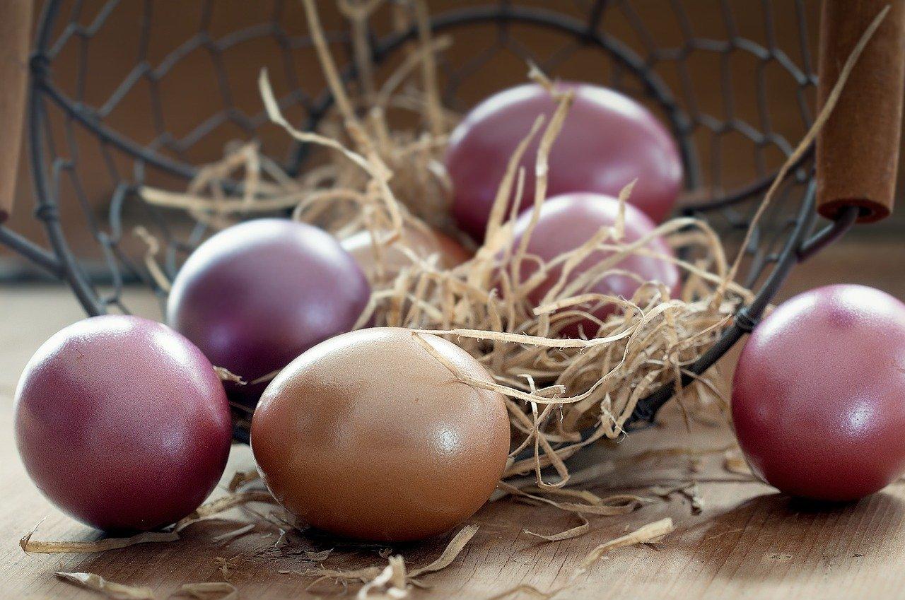 Dove comprare uova di Pasqua online
