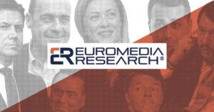 Sondaggi elettorali Euromedia: un italiano su due non vede u