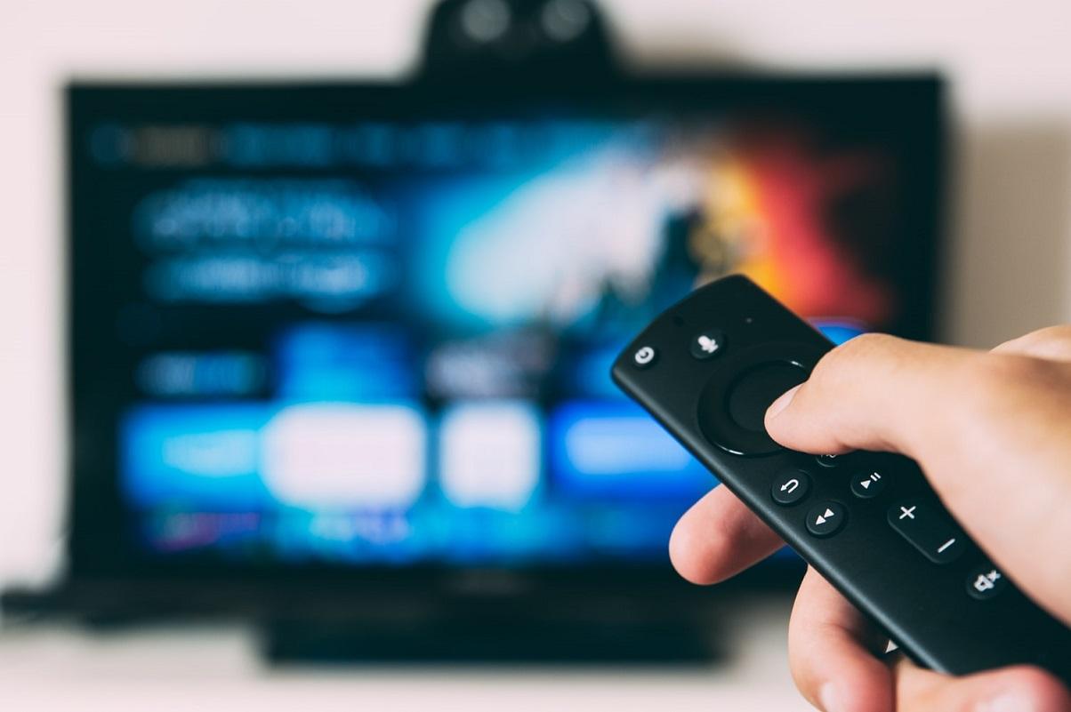 Borg McEnroe - schermo di tv