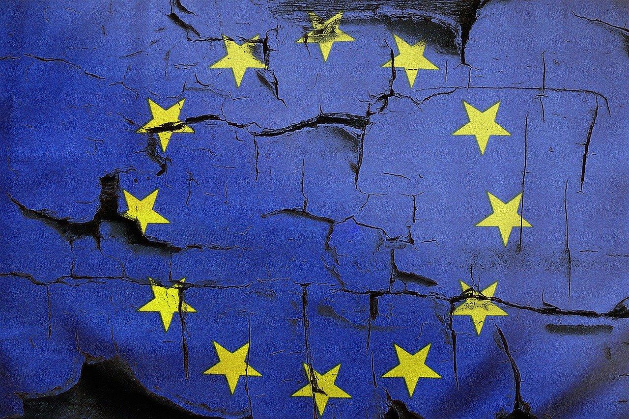 unione europea a rischio di frantumarsi