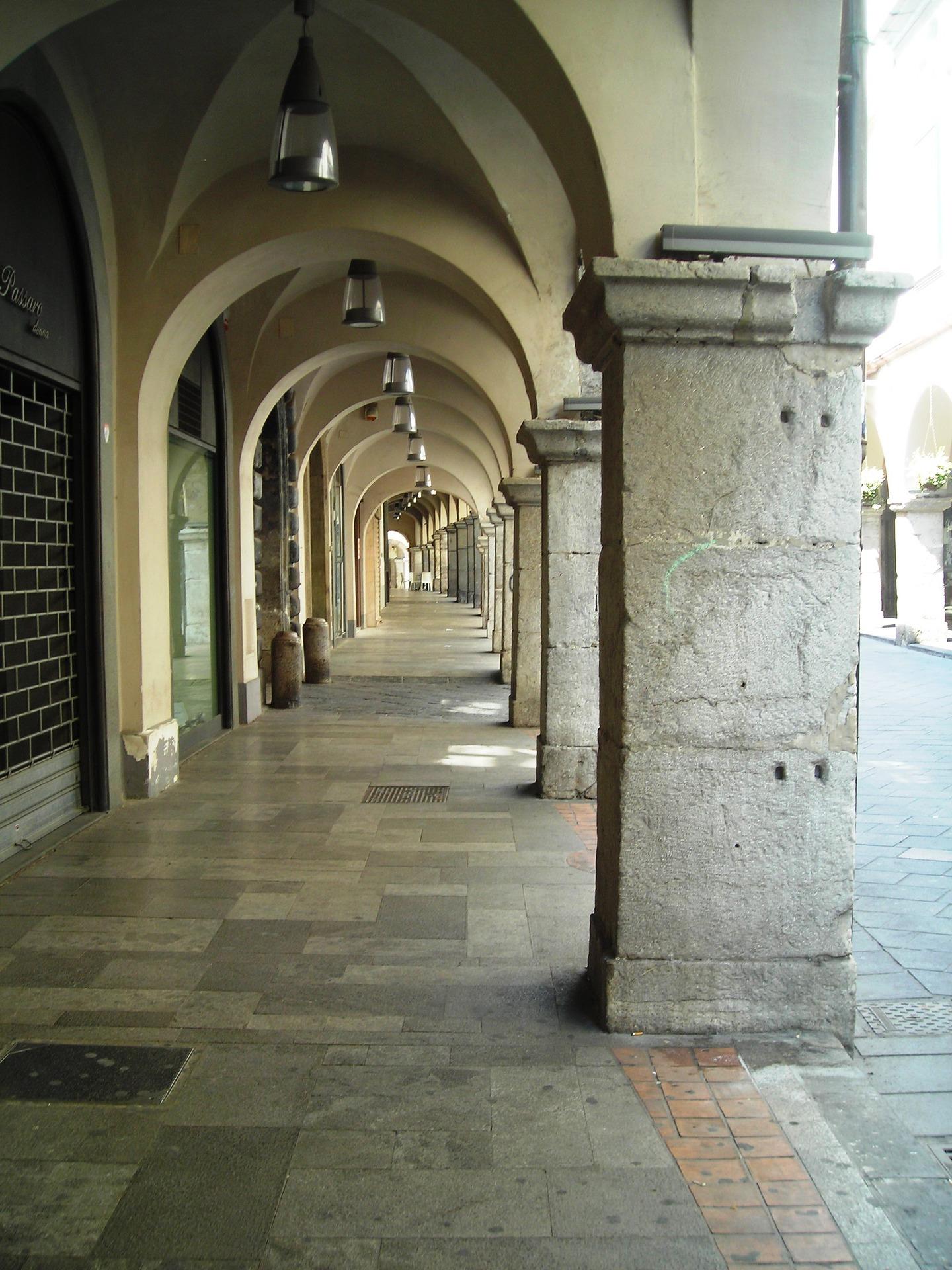 Portici di Cava de' Tirreni