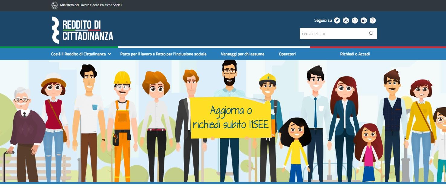 Reddito di cittadinanza ottobre 2020: calendario date pagamenti