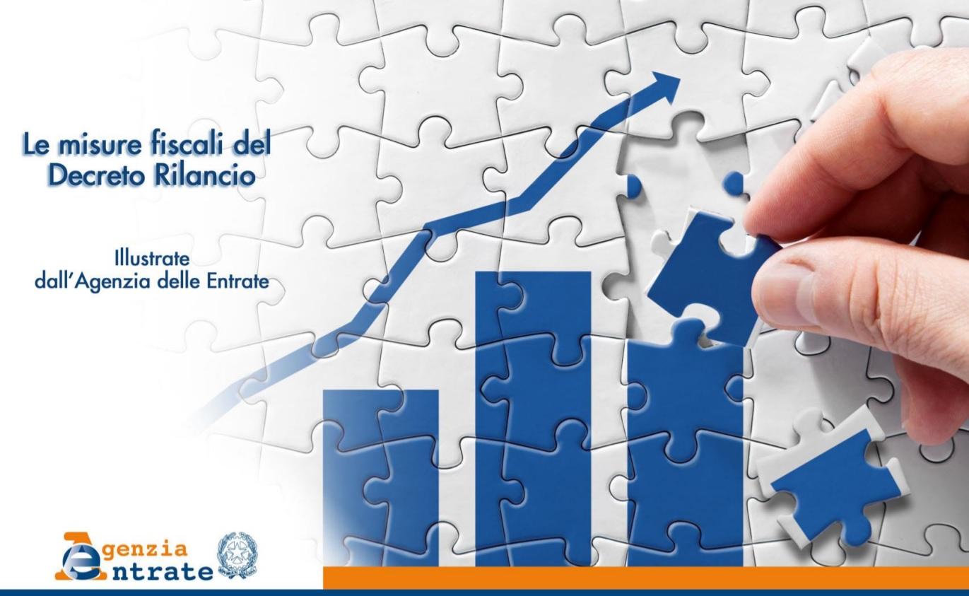 Decreto Rilancio 2020 Agenzia delle Entrate pdf