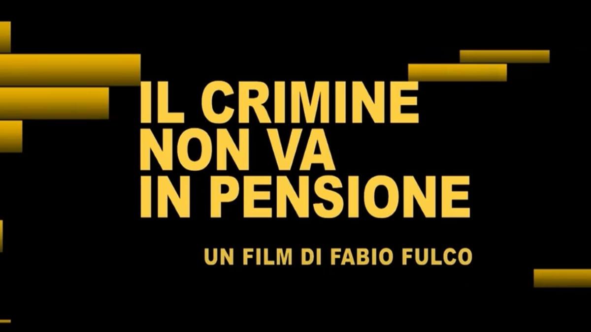 ''Il crimine non va in pensione'' su Rai1