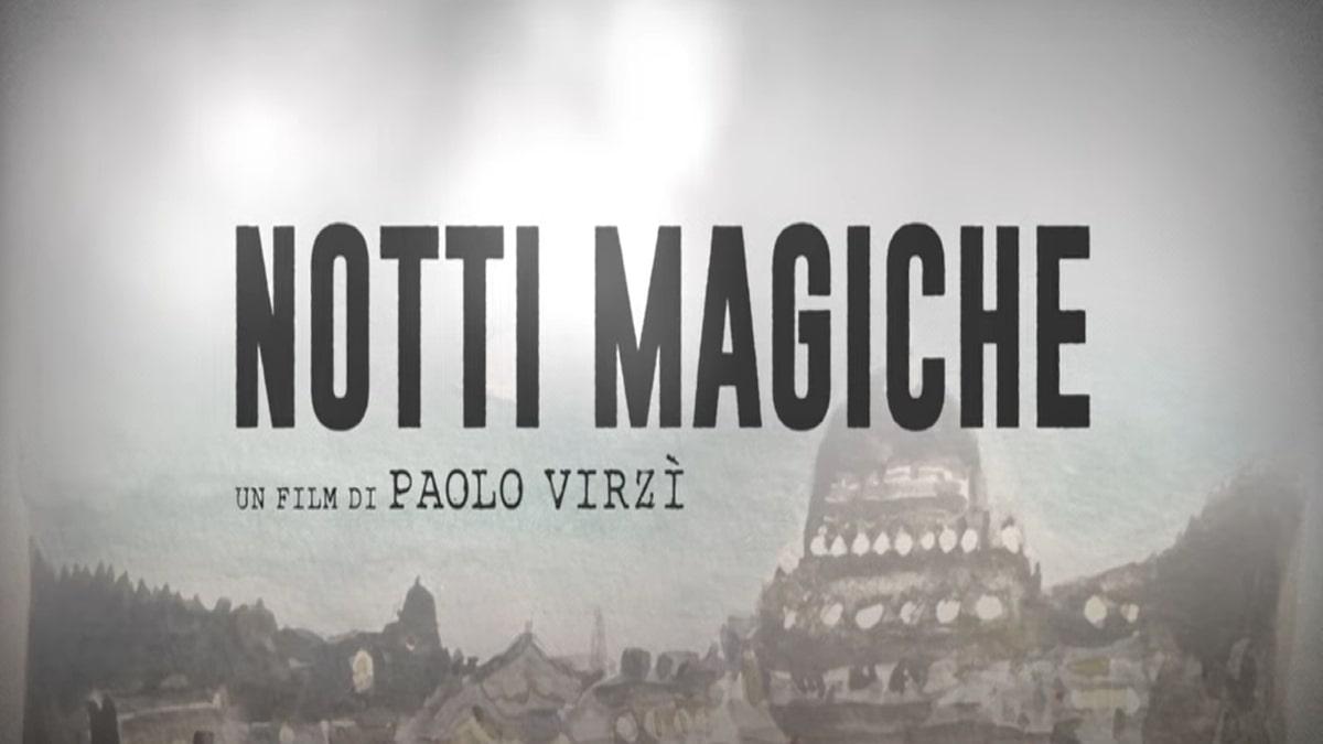 ''Notti magiche'', in prima assoluta su Rai3 l'ultimo film di Paolo Virzì