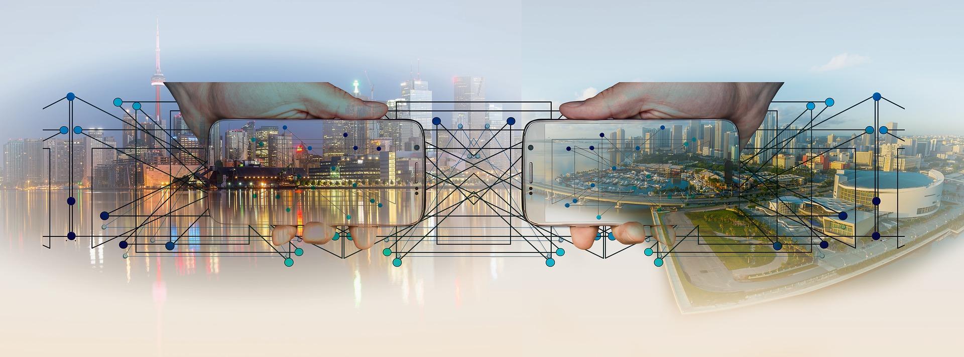immagine figurata dell'industria 4.0