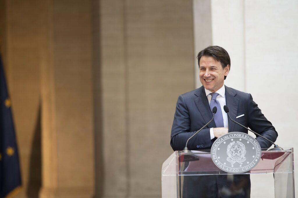 Giuseppe Conte, sondaggi elettorali