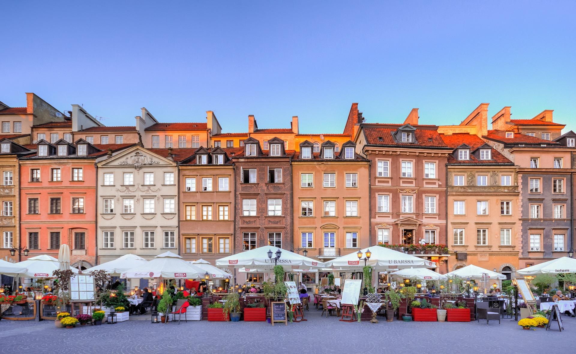 Vista Varsavia