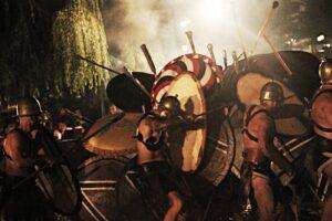 Quando i veneti menarono gli spartani