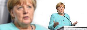 "Merkel, Parlamento Ue: ""green, digitale, coesione: le sfide"