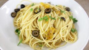 Puttanesca gialla