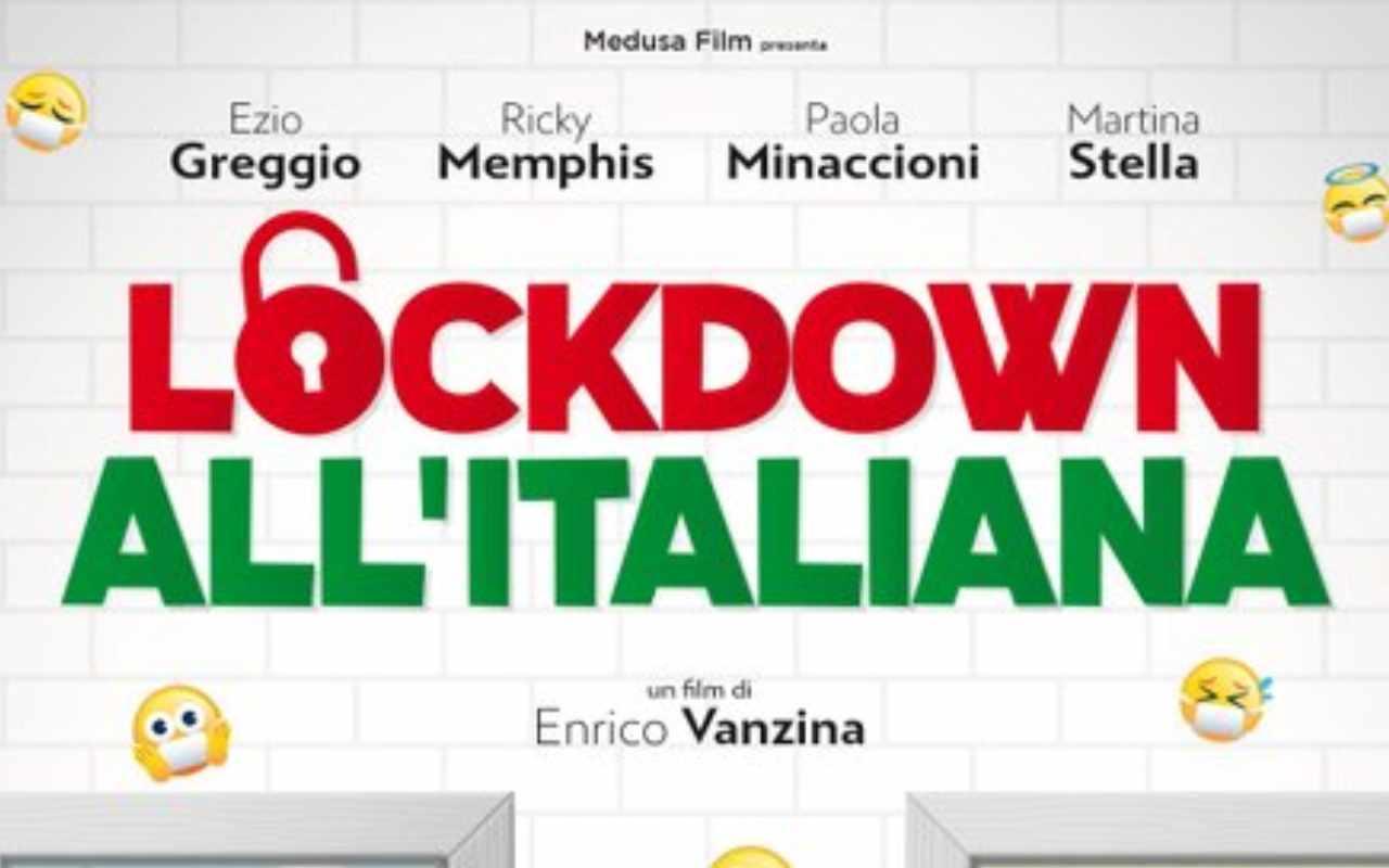 Lockdown all'italiana dal 15 ottobre al cinema