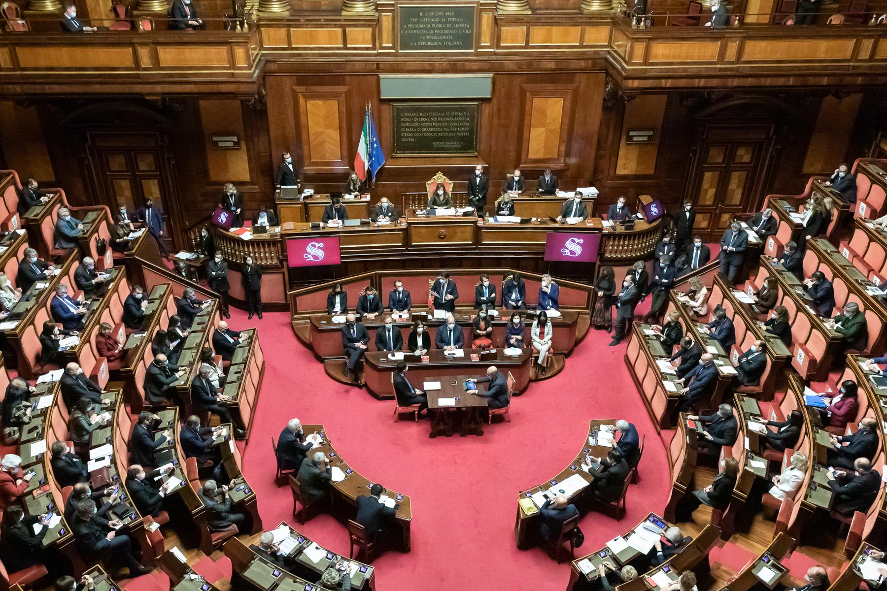 Governo Draghi: oggi è il giorno della fiducia alla Camera. La Diretta
