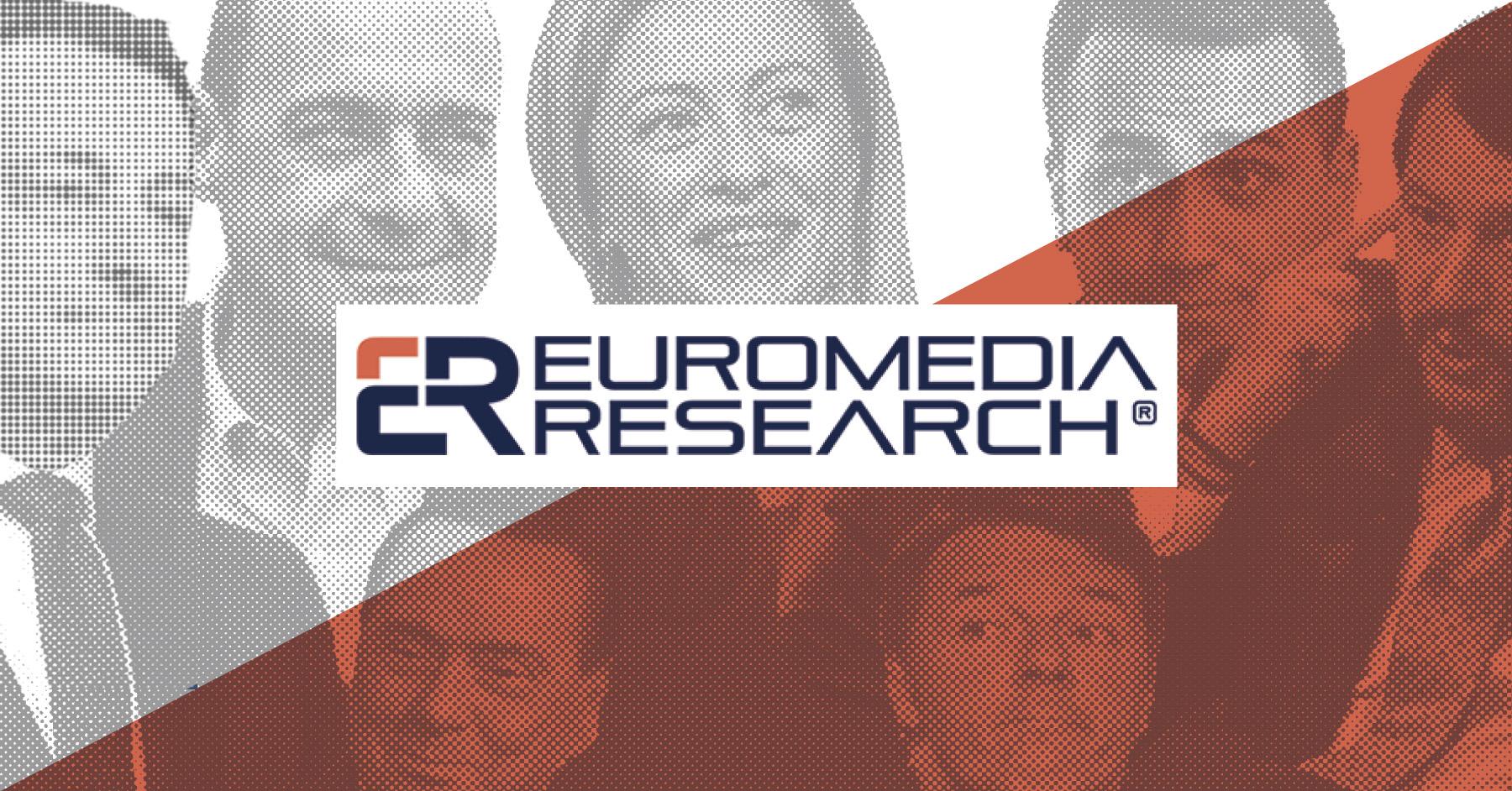 ultimi sondaggi elettorali euromedia, sondaggi politici euromedia, ultimi sondaggi euromedia