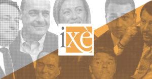 Sondaggi elettorali Ixè: sprofondo rosso per Italia Viva