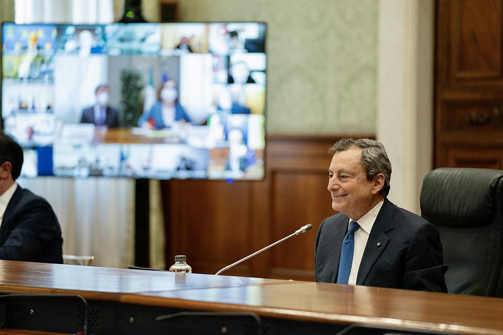 Governo ultime notizie: cosa ha detto Mario Draghi nel suo ultimo intervento