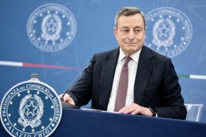 PNRR, Draghi: agire subito per arginare i rischi di infiltrazioni criminali