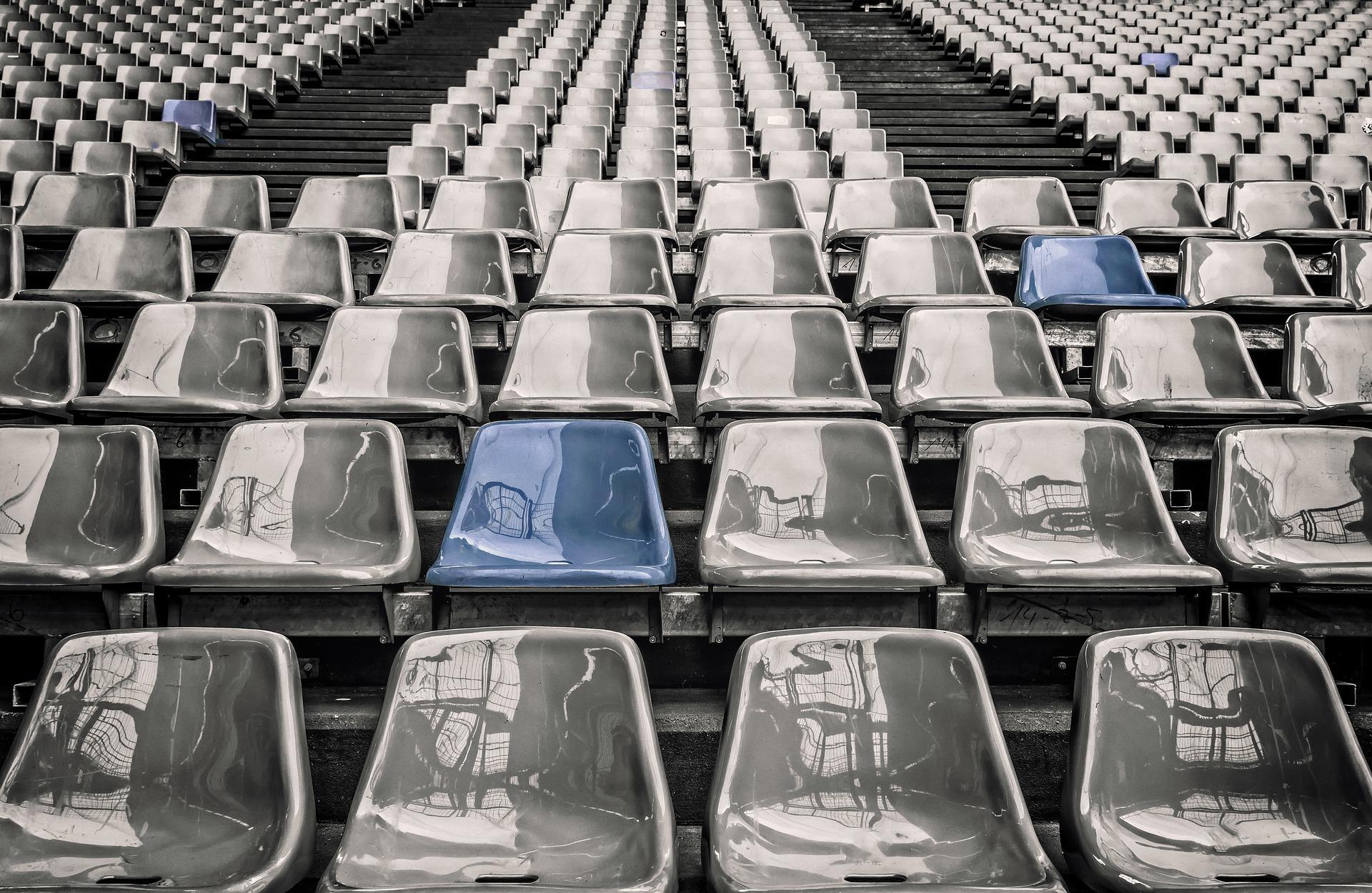 Aumento capienza stadio, teatro, cinema: via libera dal Cts